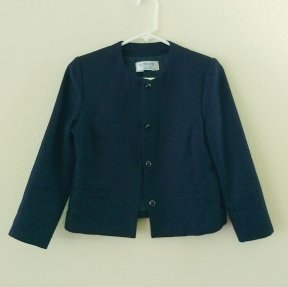 Closet clearing sale!! navy blue jacket